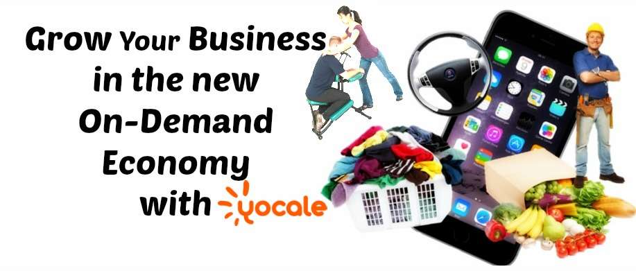 Grow Your Business in the On-Demand Economy
