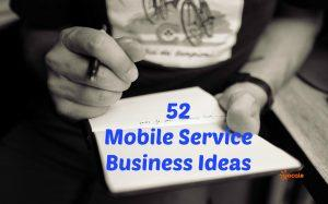 mobile service businesses