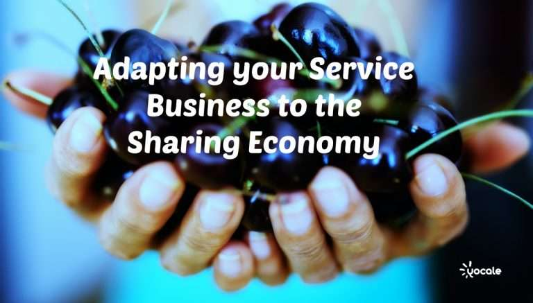 Adapting to the Sharing Economy