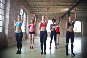 fitness business classes