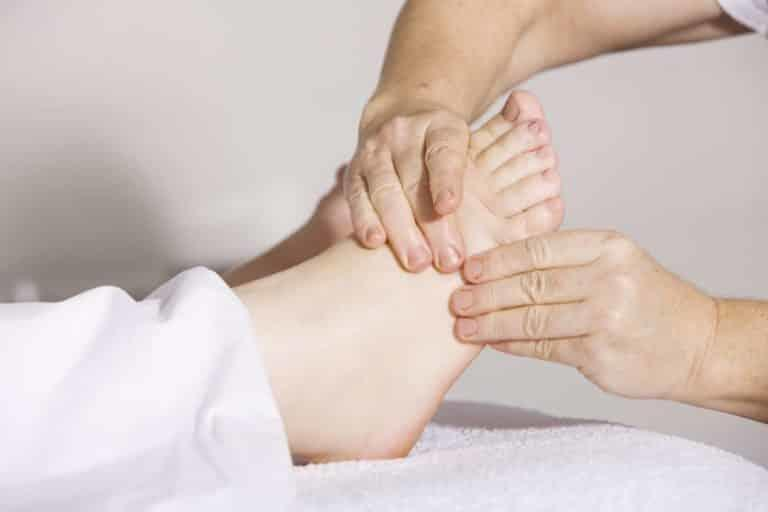 Reflexology website booking online