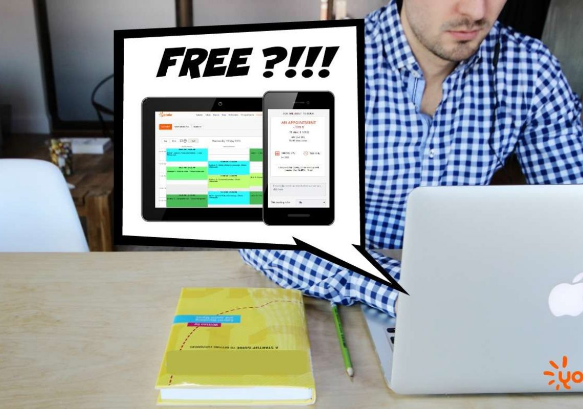 free online booking software