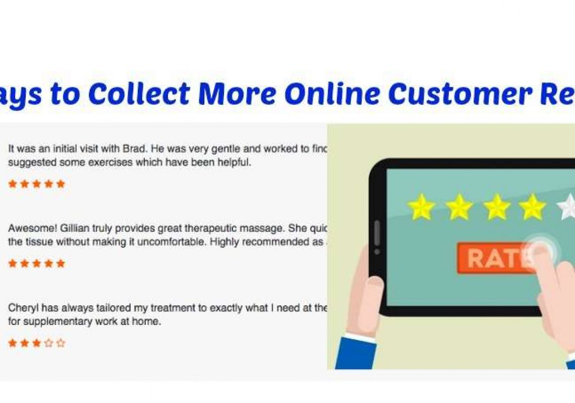 3 ways to collect more online reviews