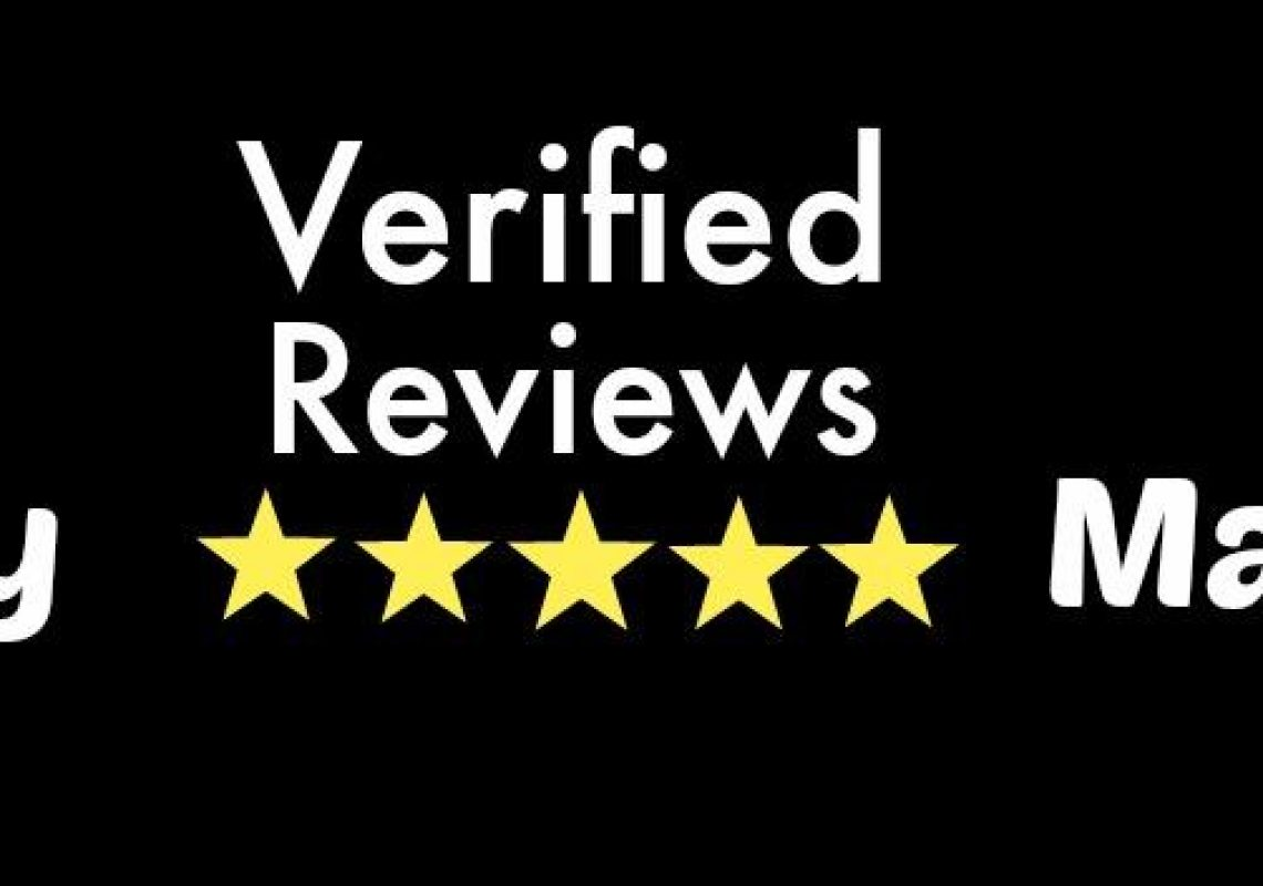 why verified reviews matter